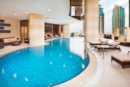 Crowne plaza doha west bay hotel reviews price - Outdoor swimming pools north west ...