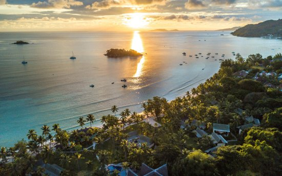 Paradise Sun: Bay View