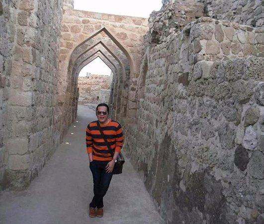 Qalat al Bahrain: The fort