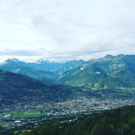 Pila, Italia: Panorama esterno