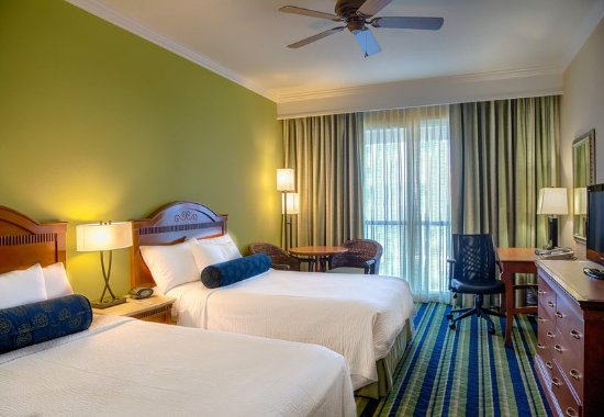 Jensen Beach, FL: Double/Double Guest Room