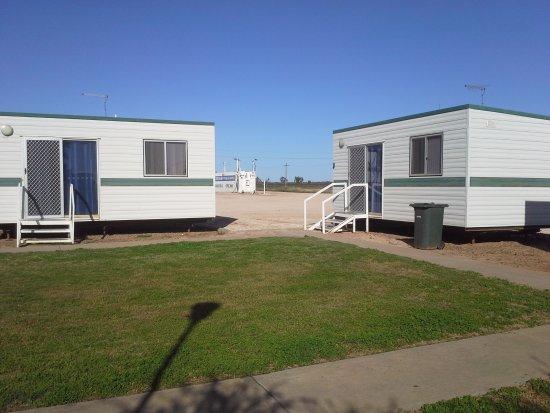 Burren Junction, أستراليا: cabins