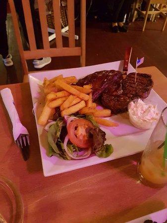 Smokey Joes Torquay: Steak & Ribs :) :)