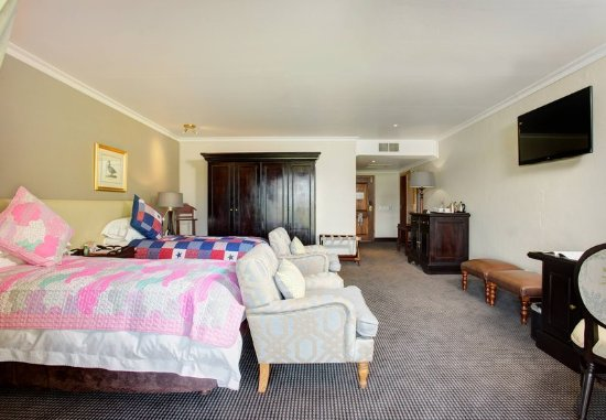 Centurion, South Africa: Deluxe Twin Guest Room