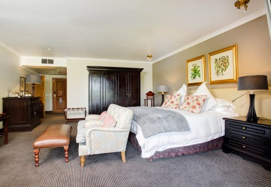 Centurion, South Africa: Deluxe King Guest Room