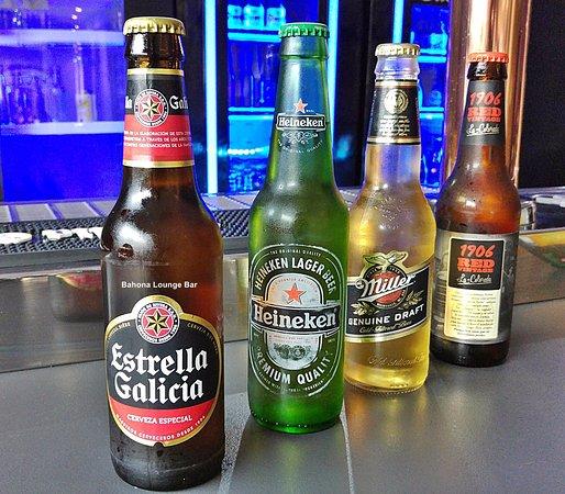 Lliria, Spanyol: Cervezas nacionales e Internacionales