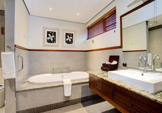 Centurion, Νότια Αφρική: Superior King Bathroom