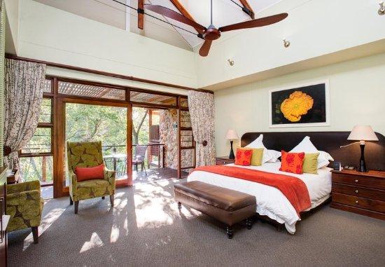 Centurion, Νότια Αφρική: Superior King Guest Room - Sleeping Area