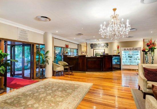 Centurion, Sudáfrica: Hotel Reception
