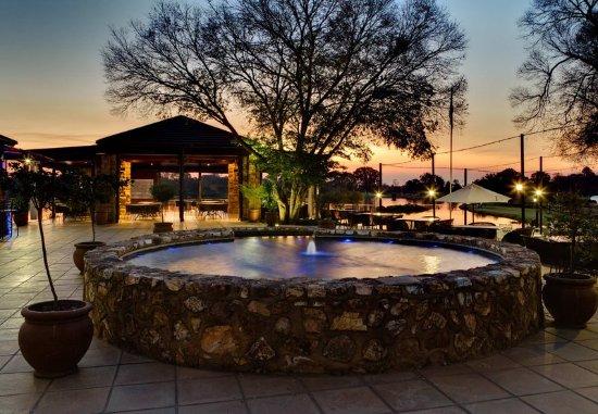 Centurion, Sudáfrica: Entrance