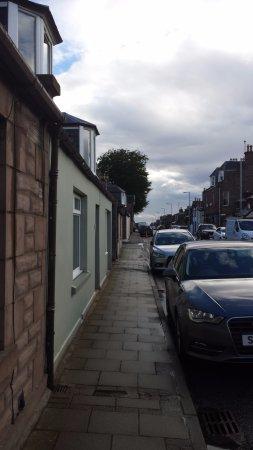 Laurencekirk, UK: Local Street