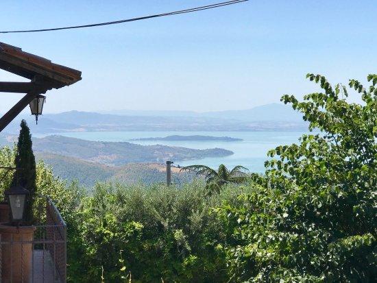 Castel Rigone, Italia: Interno