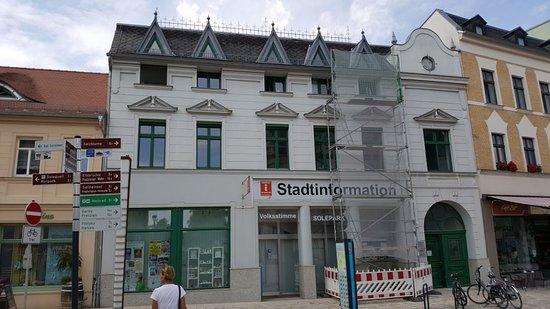 """Stadtinformation """"Am Markt"""""""