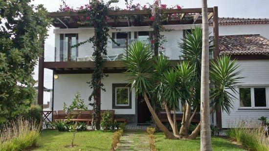 Agua de Pau, Portugal: Maia residence