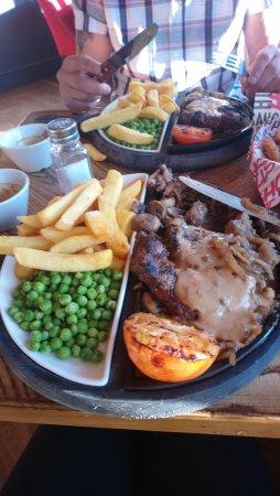 Alvaston, UK: Great steak