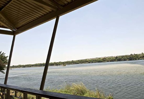 Katima Mulilo, Namibia: Hotel Viewing Deck