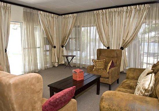 Katima Mulilo, Namibia: Lobby Sitting Area