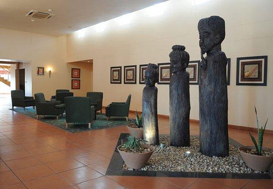 Ondangwa, Namibia: Lobby Sitting Area