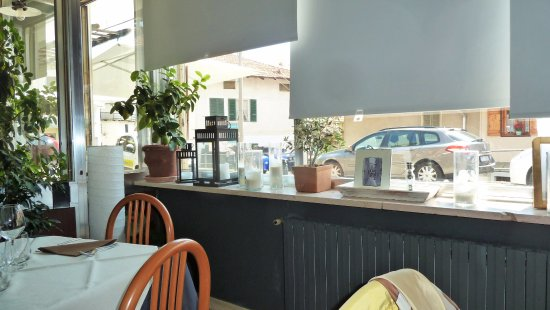 Coggiola, Italie : Grande vetrata con vista