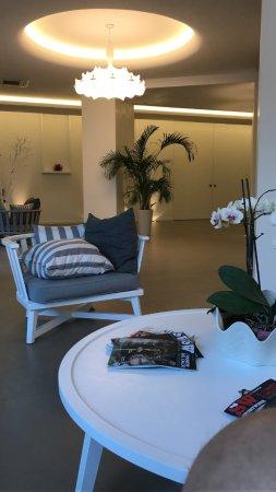 Il Giardino dei Pini: Salotto Reception
