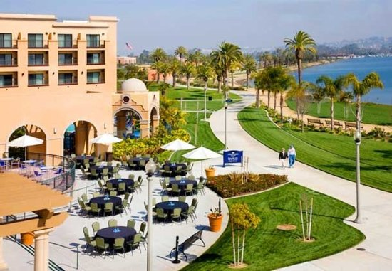 Courtyard San Diego Airport/Liberty Station: Waterfront Events