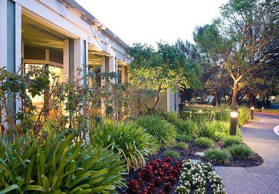 Larkspur, Californien: Grounds