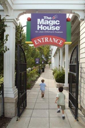Berkeley, MO: Magic House