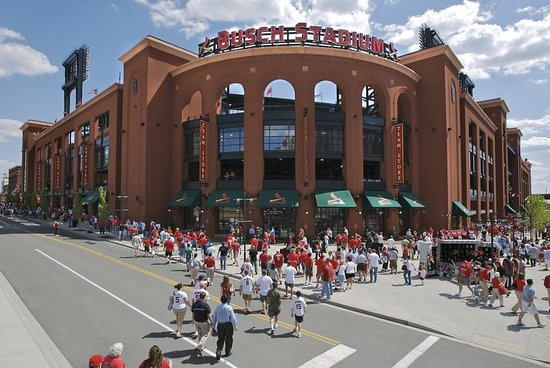 Berkeley, MO: Busch Stadium