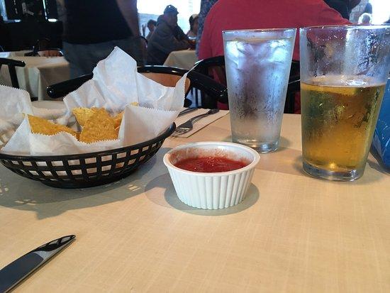 Ocean View Restaurante: Alaskan Mexicano! Bueno!