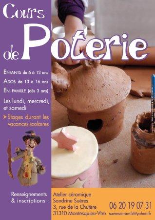 Atelier Ceramique Montesquieu Volvestre 2019 Ce Quil Faut