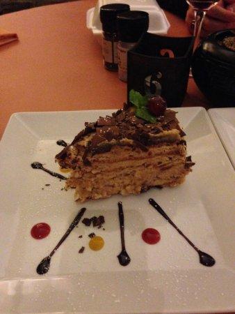 Pringle Bay, África do Sul: Mozart Cake