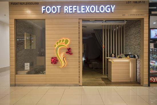 Foot Reflexology Bali Best