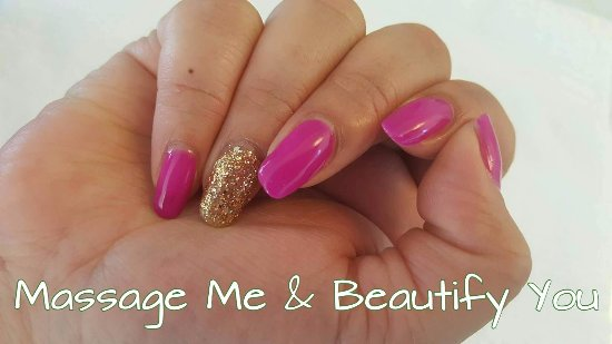 Whakatane, New Zealand: Gelish Manicure