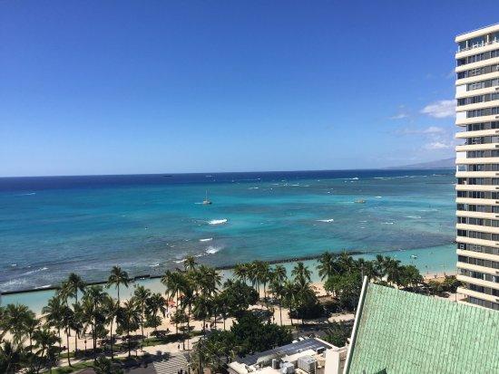 Waikiki Beach Marriott Resort & Spa: Waikiki Marriott Balcony View II