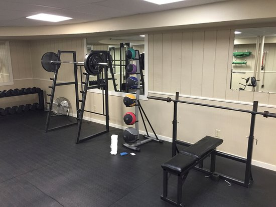 South Lee, MA: Fitness Room