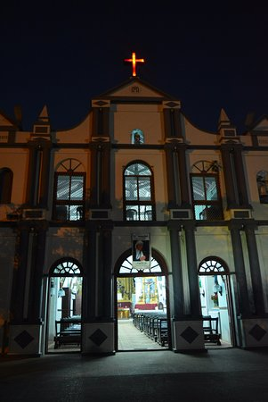 Our Lady of Sea ,Daman - entrance