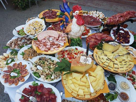 Ristorante fattoria santa lucia in pisa con cucina italiana - La cucina abusiva pontedera ...