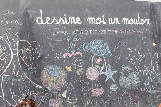 Draw Me A Sheep Picture Of Parc Du Petit Prince Ungersheim