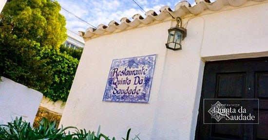 Restaurante & Bar Quinta da Saudade : Quinta da Saudade Restaurante Rustico and Bar