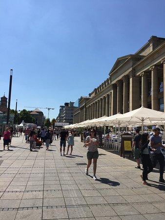 Palace Square (Schlossplatz) : Palace square