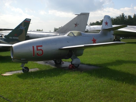 Central Museum of the Air Forces at Monino Image
