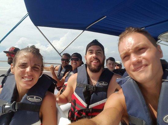 Montezuma, Kosta Rika: Yendo a Isla Tortuga