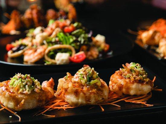 Dragonfly Sushi & Asian Restaurant - Lounge: Dragonfly Aruba
