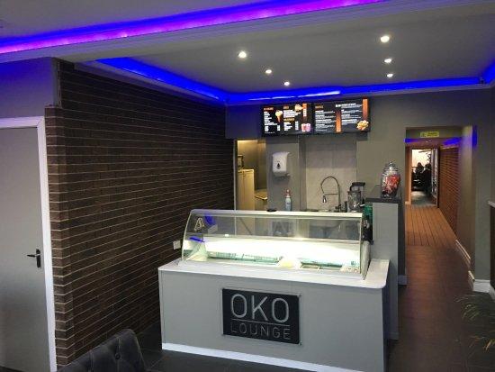 Ilford, UK: OKO Lounge
