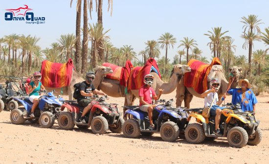 Oniva Quad Marrakech