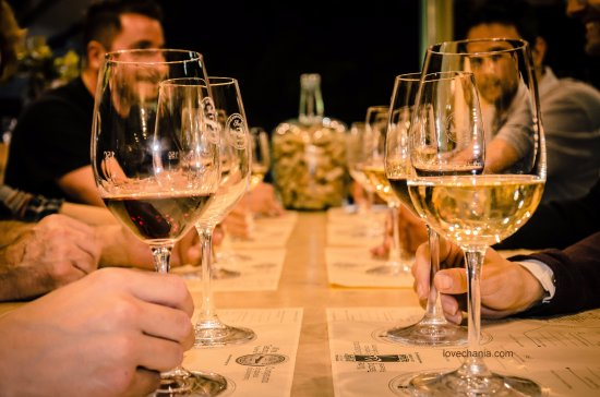 Chania, Grecia: Miden Agan - Wine Tasting