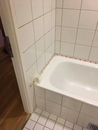 Scandic Hotel Opalen: Urusel städning