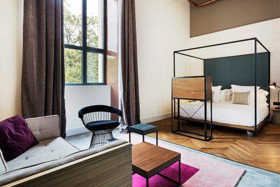 one shot tabakalera house hotel saint s bastien espagne voir les tarifs et 7 avis. Black Bedroom Furniture Sets. Home Design Ideas
