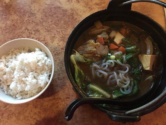 KouGen: Speciaal een vegetarisch gerecht voor mij samengesteld!