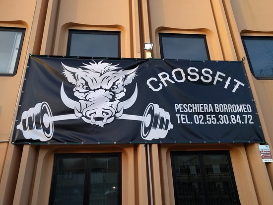 ‪CrossFit Peschiera Borromeo‬